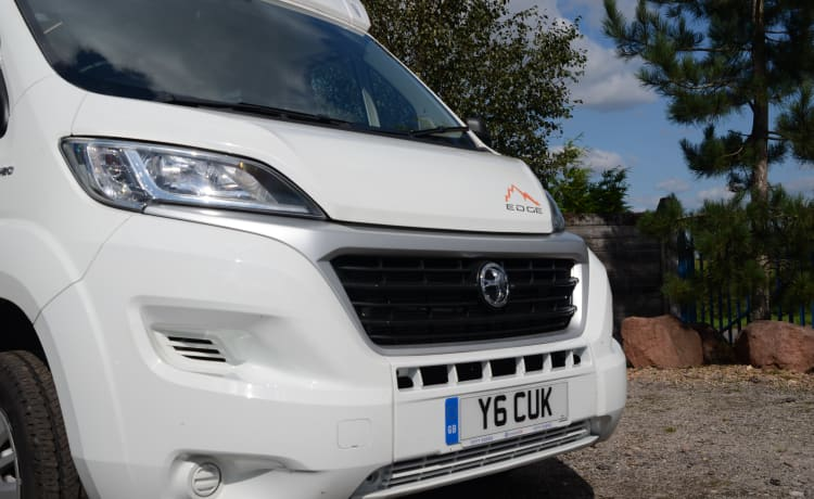 Friar Tuck – Our Luxury 2020 4 berth, fixed bed motorhome
