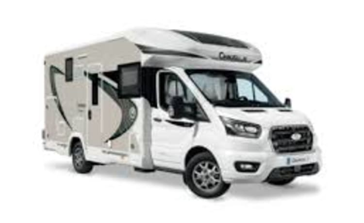 chausson 627 – nice cozy pleasant mobile home / THE camper with that little bit more luxury