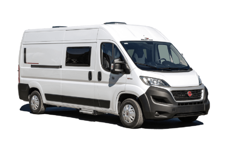 Livingstone 5 - Moderne, nieuwe (2021) camper – 1-4 slp, all inclusive pakket