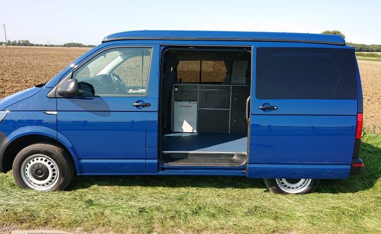 2018 VW Pop Top 4 Berth Camper. Fun. Practical. Insurance included!
