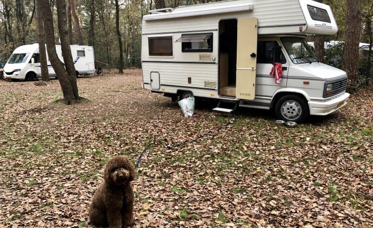 Chris – Gezellige U-zit voor de familie - camper