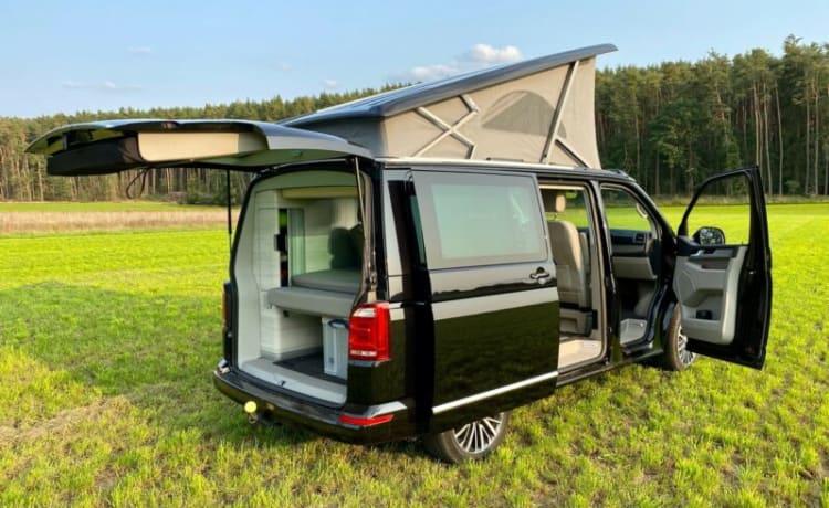 Bulli – VW 4Motion 200 PK T6 California Ocean Camperbus