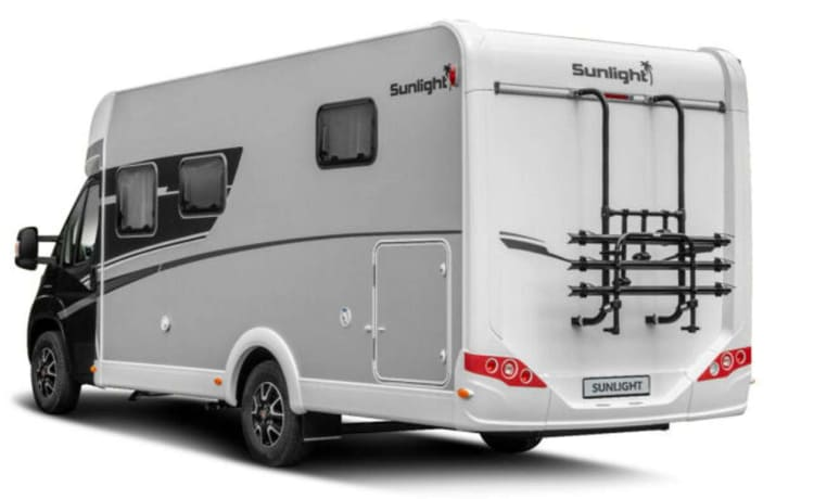 Sunlight T68 Bucket – Sunlight T68 Adventure Edition