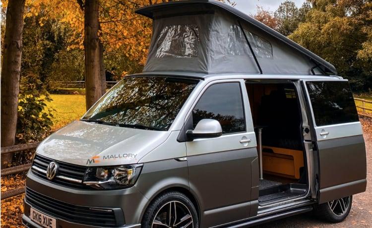 Watson – Ontdek met onze VW Campervan Watson