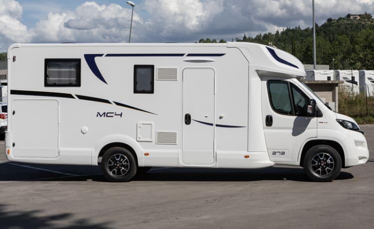 McLouis Discovery 273 modello 2021