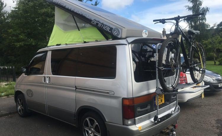 Mazda Bongo Adventures