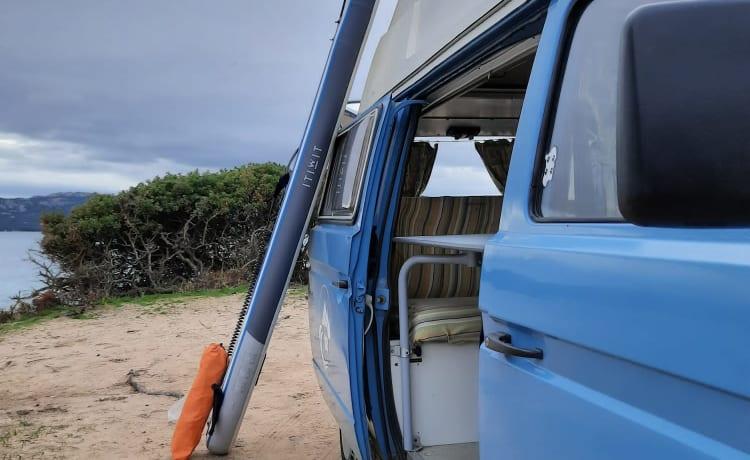 "Theo – Theo - T3 vintage camper 1.6 D ""1985"""
