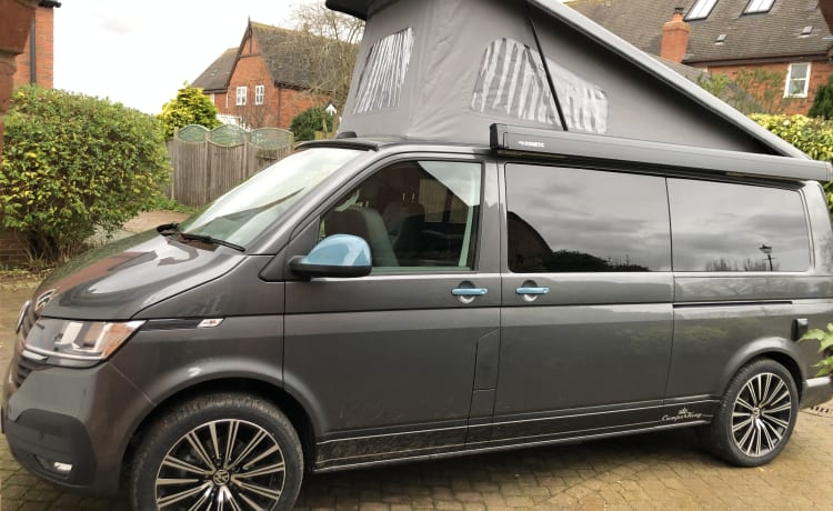 Spud – Spud the V-Dub, VW T6.1 2020 LWB - Top of the Range, Fully Kitted Out