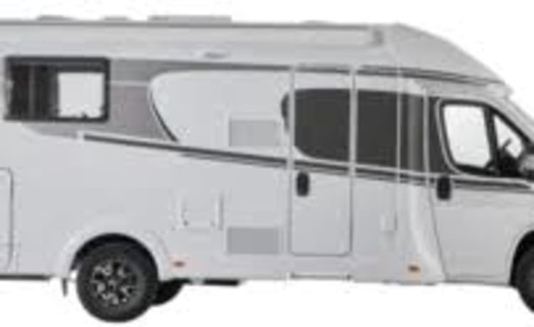 Brand new Carado camper, bj 2020 for 4 people