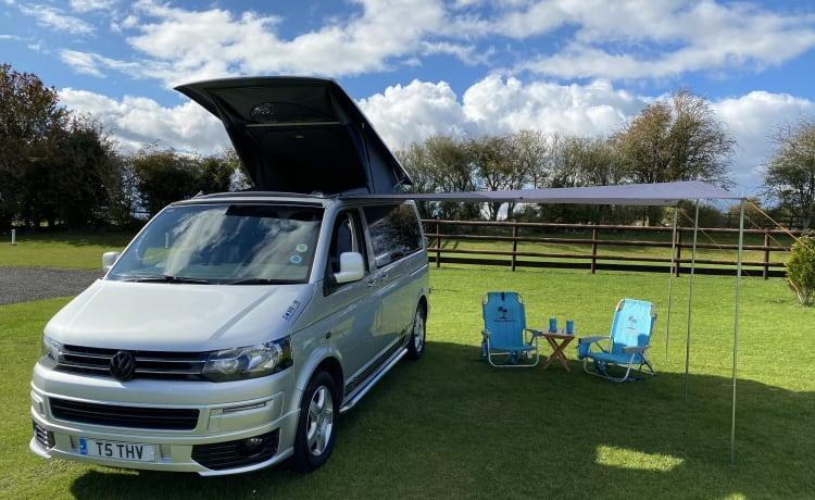 Stan - 4 Berth VW Campervan