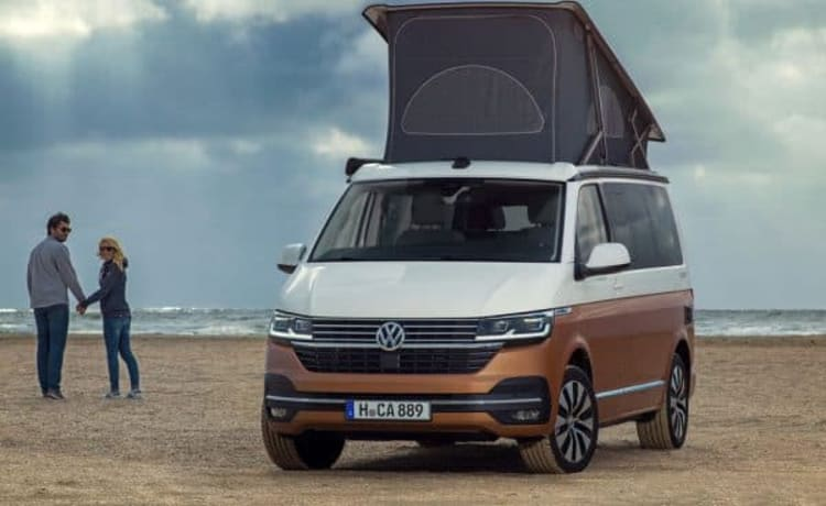 2021 VW California Ocean T6-1 Automaat