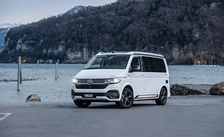 VW California Ocean Campervan 2021 T6-1 High Spec Camper