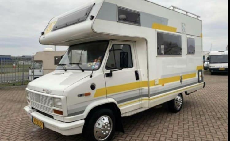 Knaus Traveller 4x4