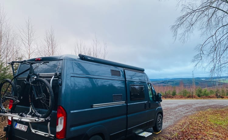 Chausson Twist – Adventure Camper ideale per partire insieme all'avventura