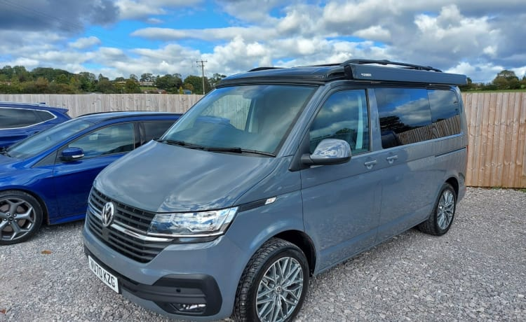 Brand New VW T6.1 Automatic Campervan