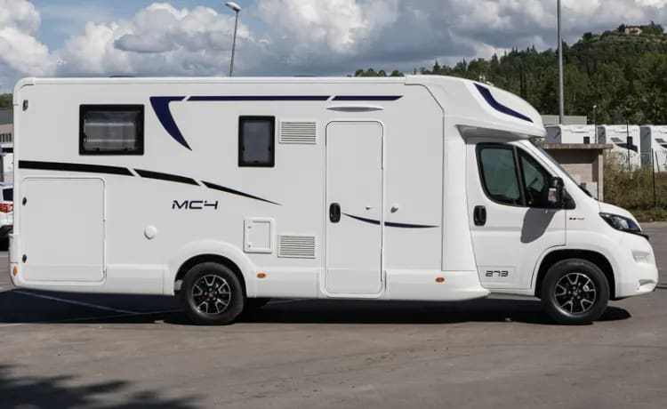 Brand new mobile home McLouis Discovery available from March 1, 2021