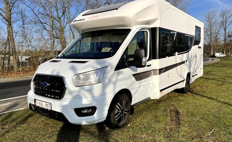 * 2021 * BENIMAR COCOON 463 - Luxury mobile home brand new