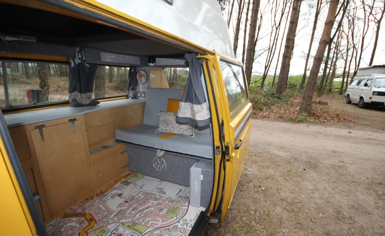 The Colonel – Rent a Carbon Neutral Vroooom With a view