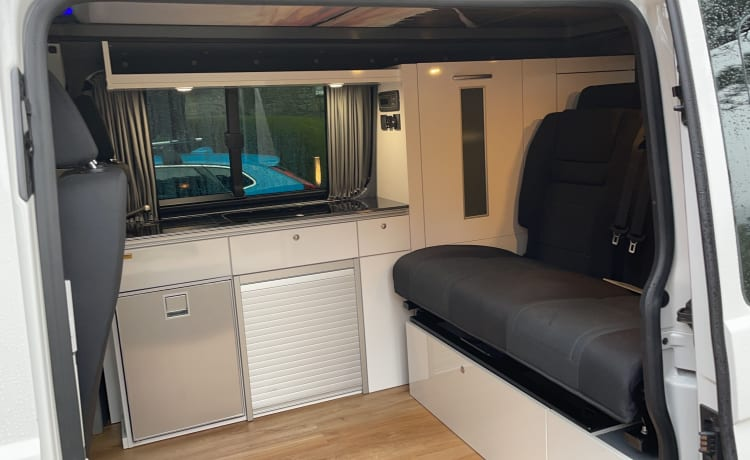 Brand new T6 Highline conversion ready for your adventures