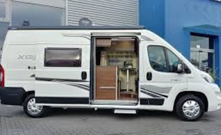 I-type – Compact bus camper