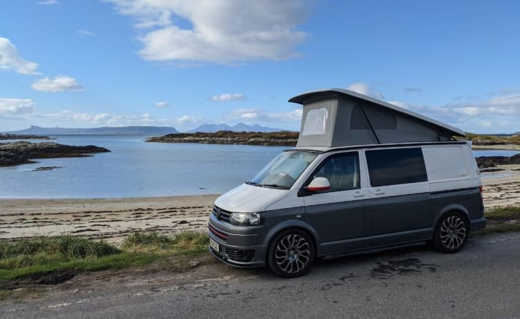Coco – Family Friendly Campervan in Scotland