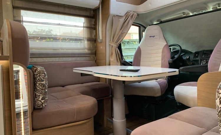 Willem :) – Beautiful Elnagh T-loft 530 for rent