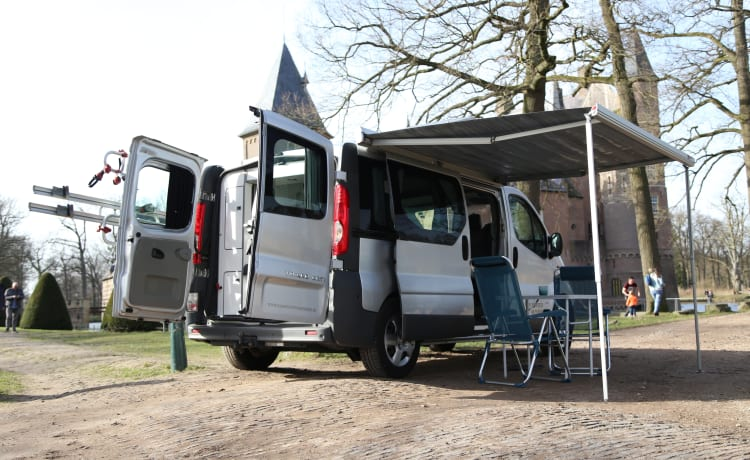 Olno – Luxurious 2 person camper