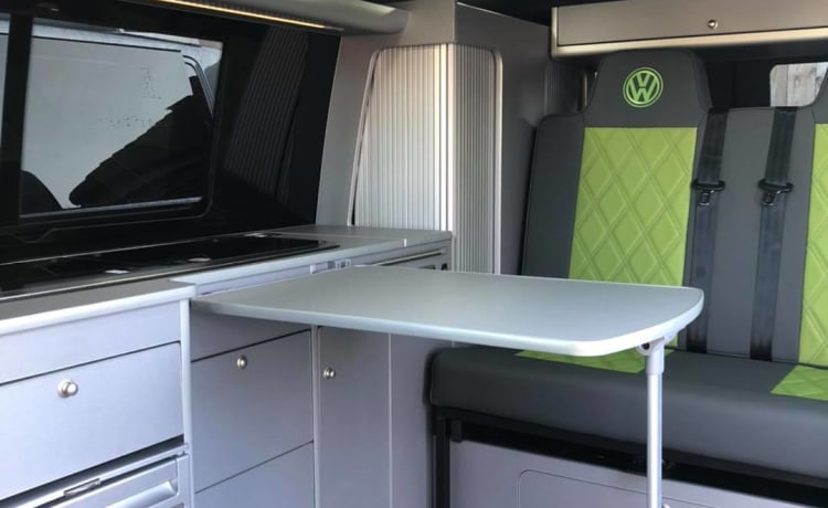 SPRITE – SPRITE - VW T6 Highline Campervan 2019 (Newly converted)