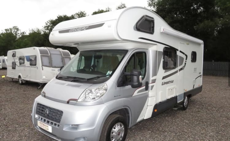 The Colonel – Our Home on Wheels