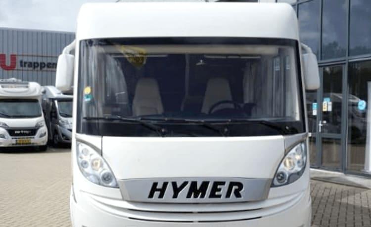 Hymer 578 – Ruime familie Camper