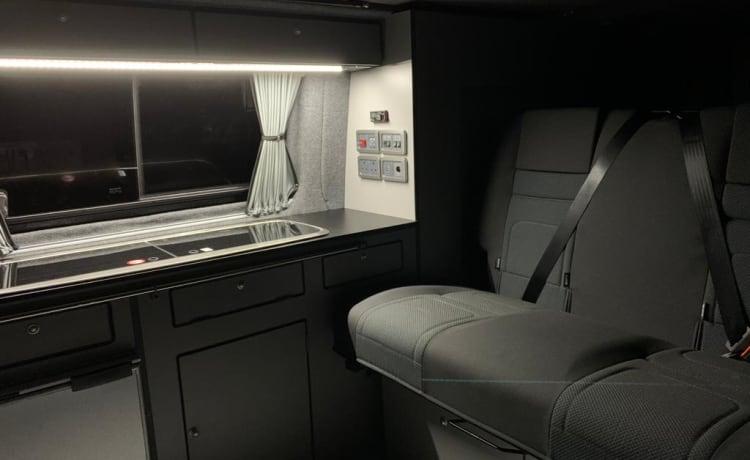 VW Family Friendly Campervan