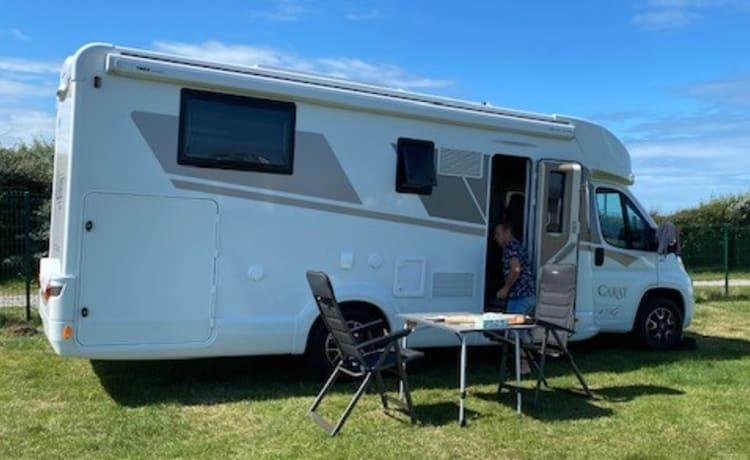 Mobile home Mc louis Carat 479