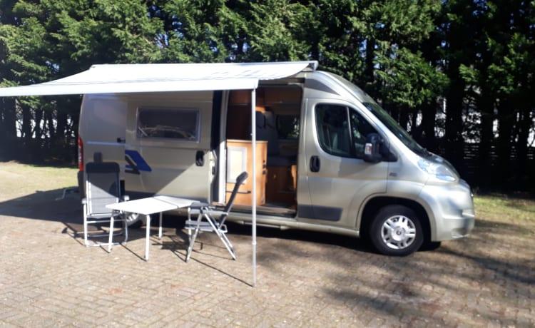 EuraMobil bus camper