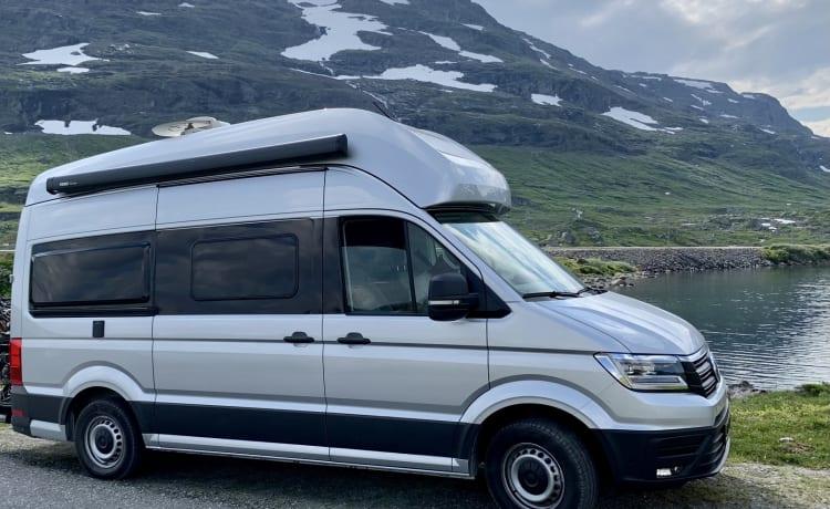 Silver – VW Grand California 600
