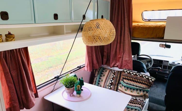 de Hertogin – Retro camper The Duchess