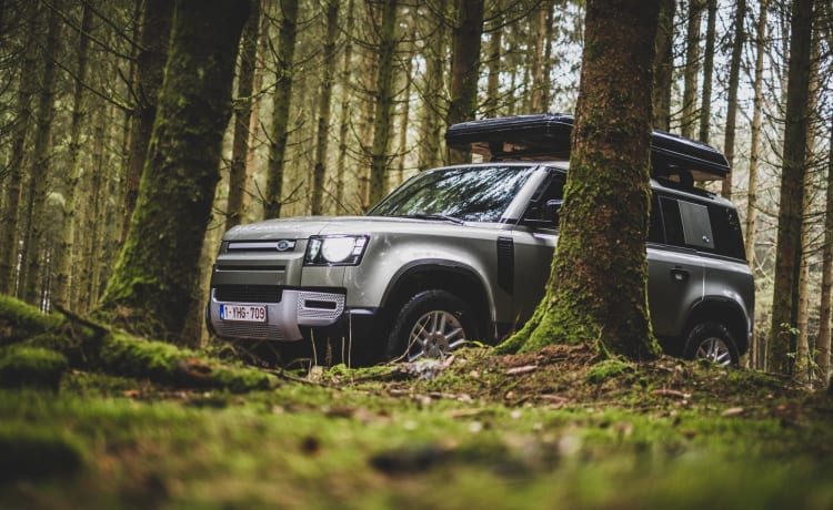 Above & Beyond – The All New Land Rover Defender