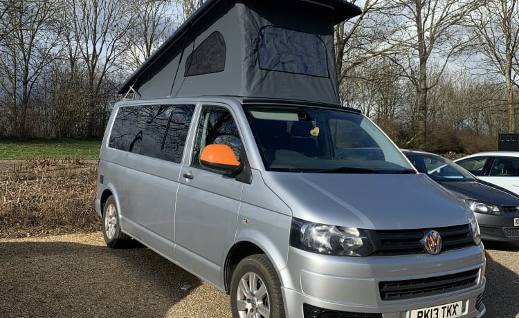 Max – Newly converted VW T5
