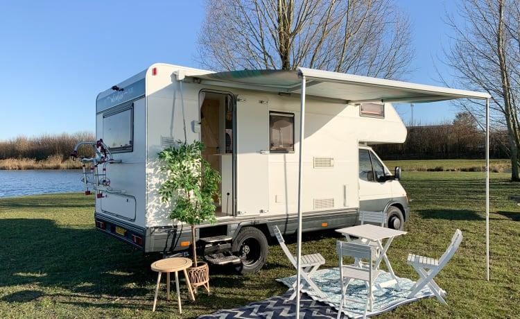Miss Kalokari – Il camper più bello dei Paesi Bassi! 🚐 Miss Kalokari