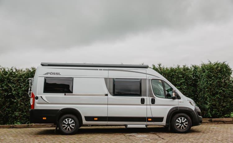 Roadcruiser – Luxury bus camper Pössl Roadcruiser
