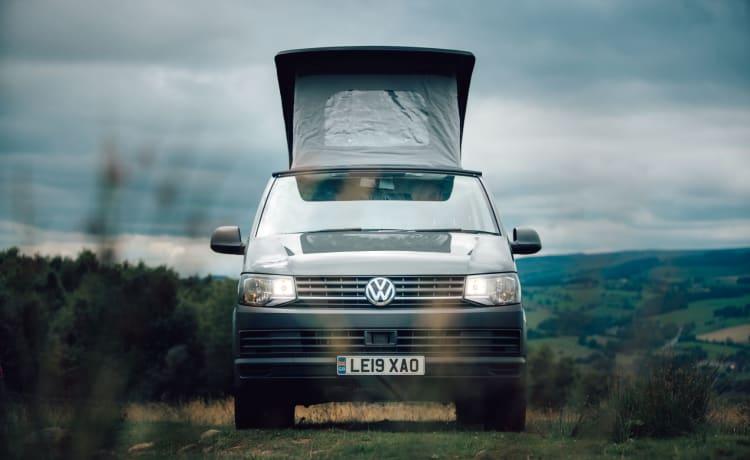Astrid – 2021 VW T6 Swamper Camper