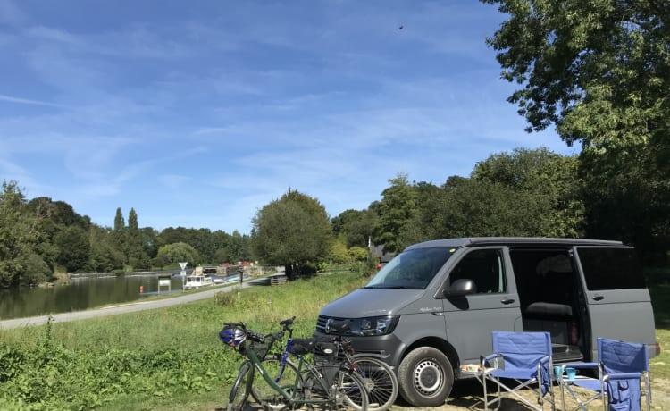 Maxie – Volkswagen Camper