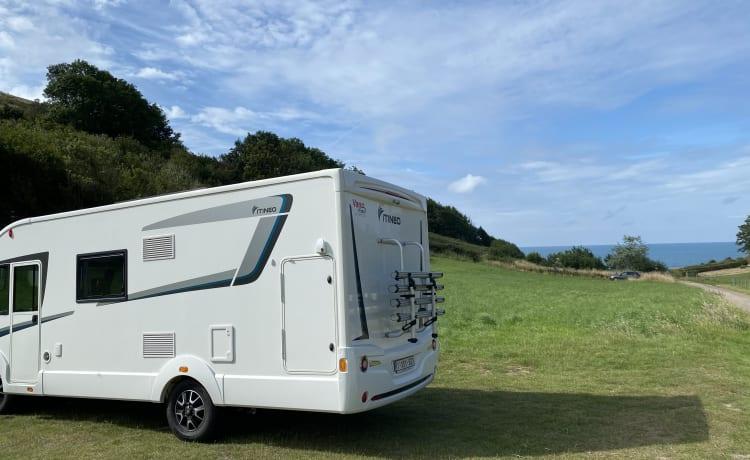 De ideale camper voor een trip met kinderen – Dream, Drive, Explore and Enjoy