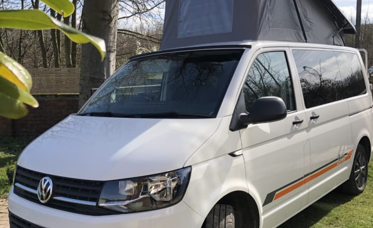 Taylor – KIJKEN! VW T6 camper, onberispelijk, gratis extra's - GTF