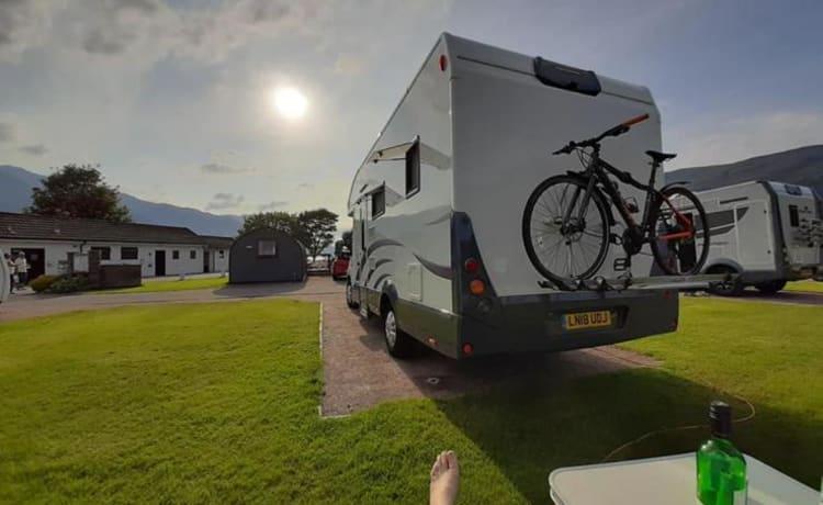 Xplore Motorhome Hire  – Betaalbare luxe camperverhuur