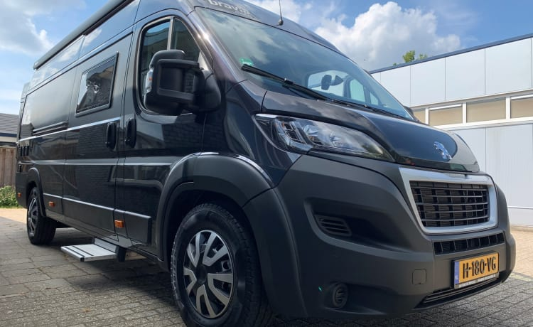 Magero – Beautiful Bravia Bus camper Swan 636 | '2020 (2 pieces available!)