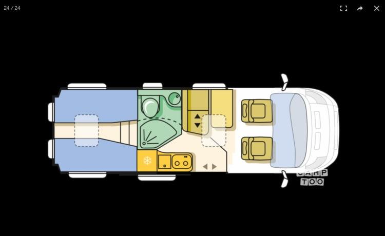 Adria – Adria Twin 640 SLX