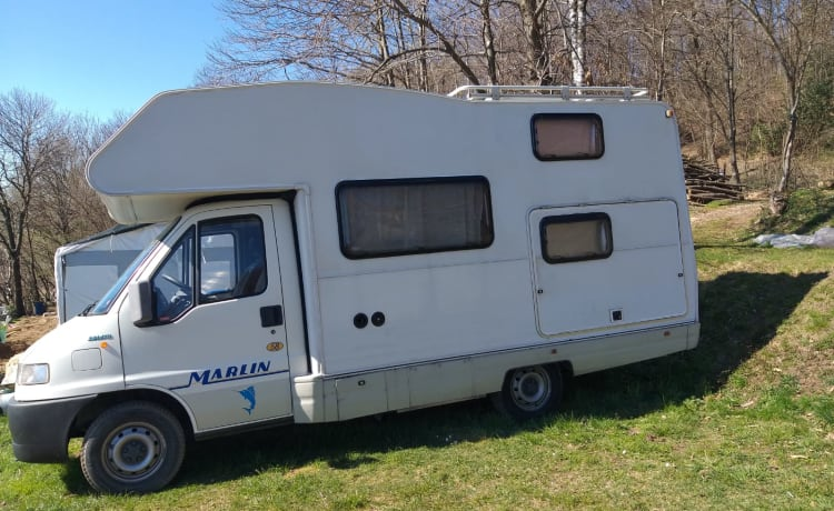 Camper Elnagh Marlin 58