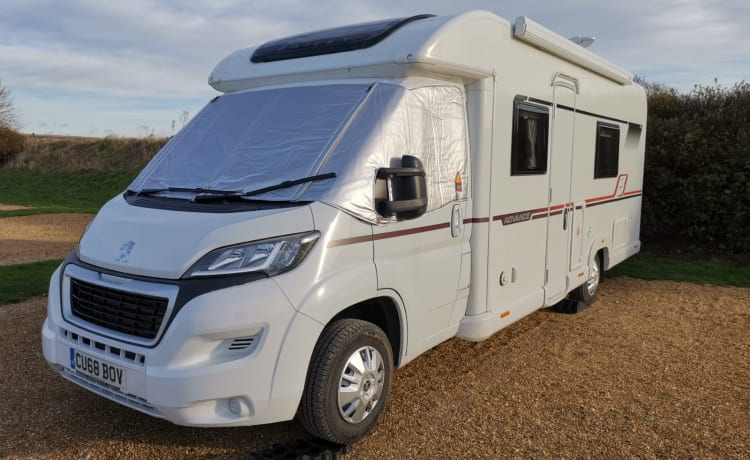 Luxury Motorhome Hire Nottinghamshire
