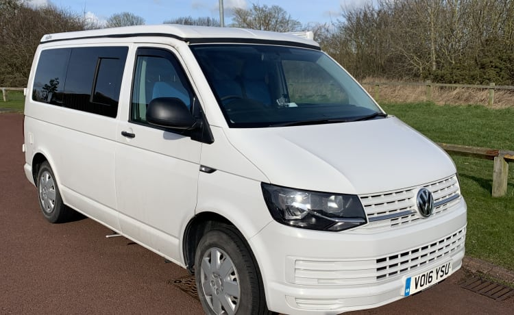 Simply The Best – Mr Blue Sky Luxe VW T6