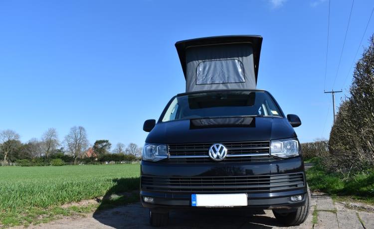 VW T6 Highline - Gezellig, modern, warm en stijlvol